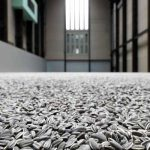 Ai Weiwei's sunflower seeds...